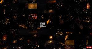 100+发出嘶嘶的火花视频素材包 BusyBoxx V04 Sizzling Sparks