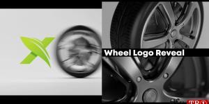 汽车运动车轮徽标 Car Sport Wheel Logo 3D  734900