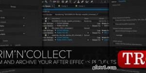 Aescripts Trim N Collect v1.5 Win/Mac
