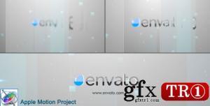 CG天下 Apple Motion5模板玻璃质感logo标志演绎  16390394