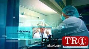 医疗诊所图文幻灯片宣传促销23201855