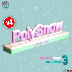 PolySnow Plus for 3dsMax