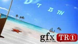CG天下 AE模板  旅行社商业app应用程序演示   090961911
