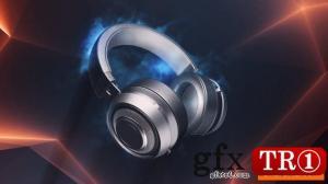 耳机logo标志演绎24338957